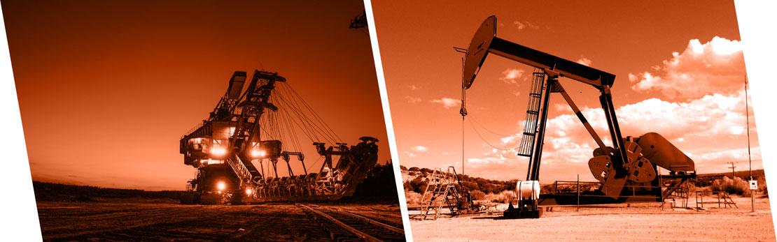 Minería y petróleo